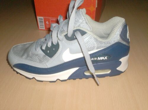 vintage shoes nike colectors  -new nos air max 90 GS  4y usa  eur 36