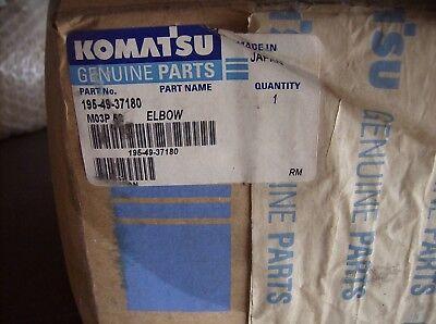 195-49-37180 Komatsu Elbow Serial 16000 And Up