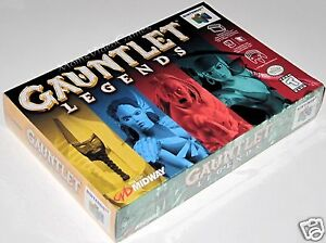 Gauntlet Legends (Nintendo 64) ~Brand New~ RaRE!!
