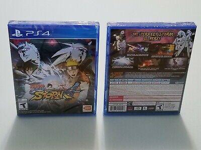Usado, Naruto Shippuden Ultimate Ninja Storm 4 Road to Boruto - PlayStation 4 BRAND NEW comprar usado  Enviando para Brazil