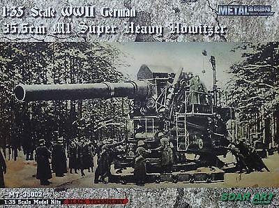 SOAR ART 35002 WWII German M1 35,5cm Super Heavy Howitzer 1:35
