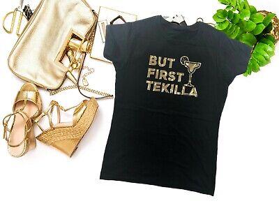 But First Tekilla Shirts , Tequila Shirts, Mexico,Wine Bachelorette Tank Tops ,  - Bachelorette Tank Tops