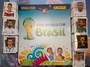 PANINI-ALBUM-CALCIO-VUOTO-MONDIALE-BRASILE-WORLD-CUP-2014-SET-COMPLETO