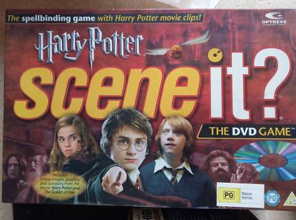 Harry Potter Scene it Game Toongabbie Parramatta Area Preview