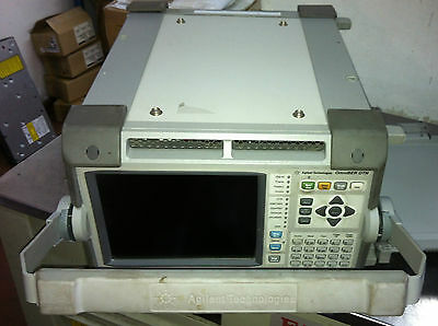 Agilent J7232a Omniber Otn 2.5g Jitter Analyzer A3.26 Bad Power Supply