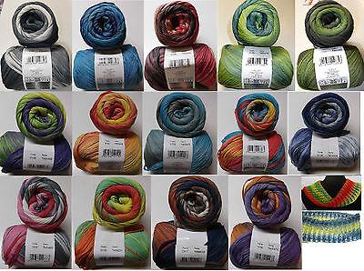 Batik-print Top (ONline ARONA print, DUE, BATIK, Linie 346, Neue Farben!, häkeln, stricken, Top !)