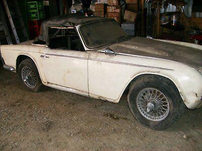 1966 Triumph TR4A  Triumph Tr4a 1966