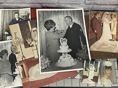 Military Album - Vintage Photograph Album 1940s+ Trains, Magazines, US Military Weddings, Planes