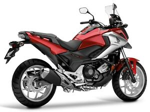 Looking For Honda NC750X with DCT Tranny