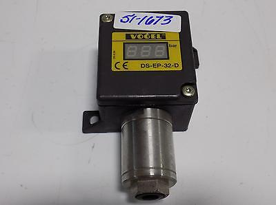 Vogel Digital Pressure Switch 4pin Ds-ep-32-d