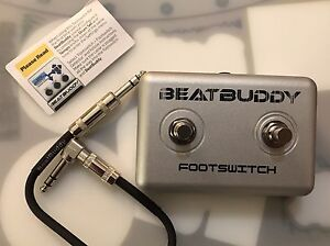 Dual Momentary Footswitch for Beatbuddy
