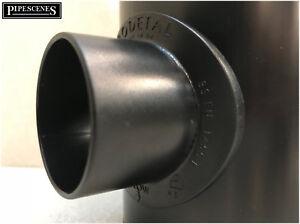 BigBoss Pipe Adaptor Clip in Strap on Boss alternative 40mm 43mm BLACK 110mm
