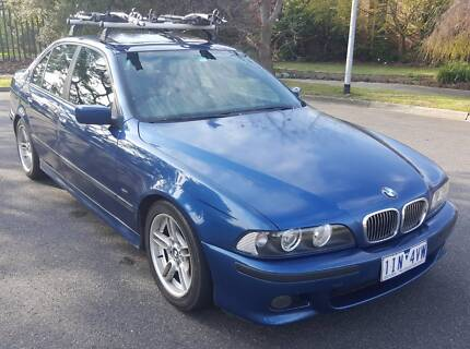 2002 BMW e39 530i M-package with RWC