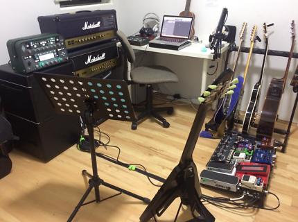 Guitar personal lesson