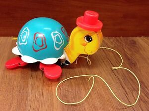 Tortue vintage 1962 Fisher price #773