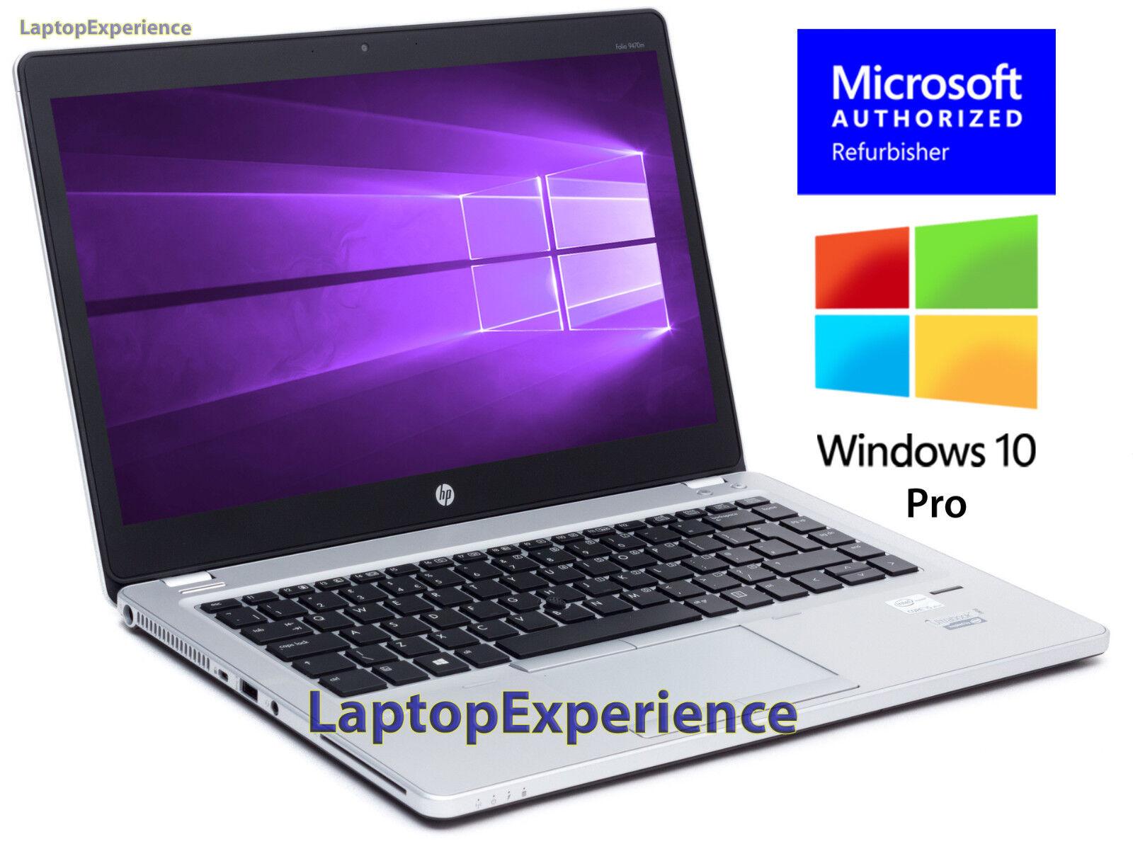 0f448c9d5434c HP LAPTOP 9470m ELITEBOOK FOLIO WINDOWS 10 PRO WIN CORE i5 WEBCAM WiFi  128GB SSD 아이템 넘버  162294295215.