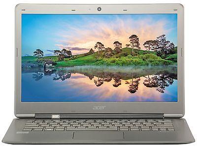 "Acer 13.3"" Intel Core i3 4GB RAM 20GB SSD 320GB HDD Windows 8 S3-391-6046 R"