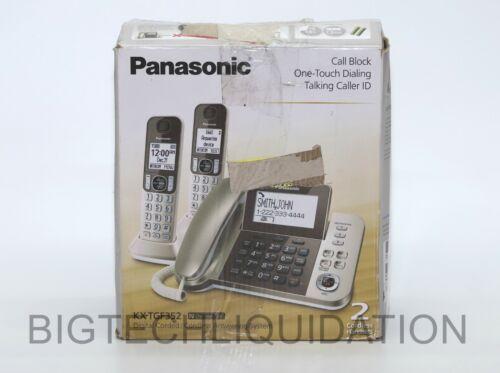 Panasonic Digital Corded/Cordless Answering System KX-TGF352