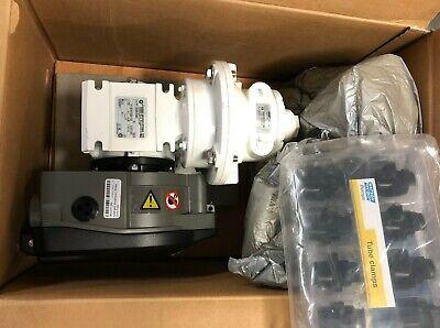 Watson Marlow 620r Peristaltic Pump With Gast Air Motor Drive