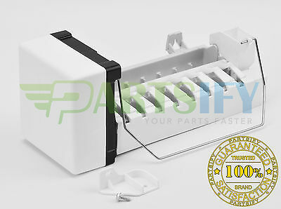 NEW W10190966 REFRIGERATOR ICE MAKER FOR WHIRLPOOL KENMORE KITCHENAID