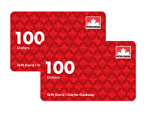 $200 Petro-Canada Gift Cards