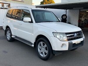 2008 Mitsubishi Pajero 7Seater VR-X LWB (4X4) 25TH ANN Diesel Auto Maryborough Fraser Coast Preview