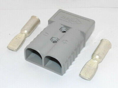 New Clark Forklift 350 Battery Connector Gray W 20 Tips 2751863 D1181