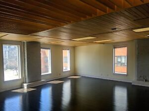 Beautiful Open Concept Office | Edge of Downtown | Parking