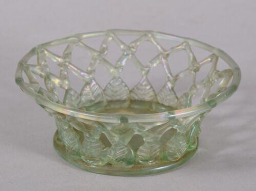 Liege a Traforato Glass Bowl Sotheby