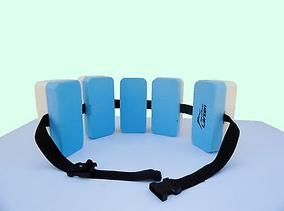 Aqua Aerobics BELT water jogging running swim belt adjustable levels - NEW EVA