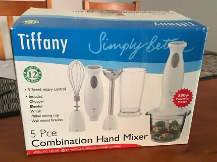 Hand mixer, blender, whisk  Coombabah Gold Coast North Preview