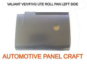 AUTOMOTIVE-PANEL-CRAFT-VALIANT-VE-VF-VG-UTE-ROLL-PAN-left-side