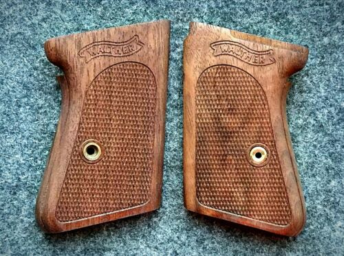walther PPK  wood grip