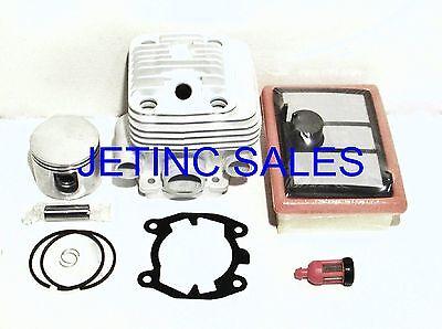 Cylinder Piston Kit Nikasil Fits Stihl Ts 700 Ts800