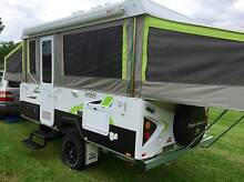 Jayco Swan camper trailer outback pack Urliup Tweed Heads Area Preview