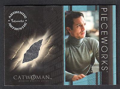 CATWOMAN - THE MOVIE - BENJAMIN BRATT AS TOM LONE PIECEWORK CARD - PW5
