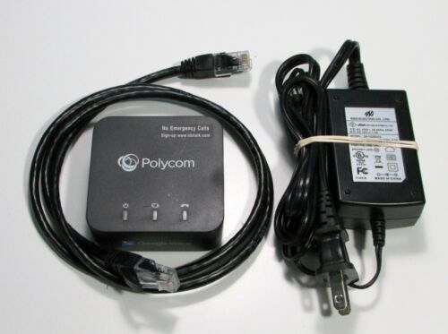 Polycom / Obihai OBI200 1-Port VoIP Phone Adapter