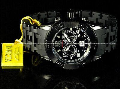 Invicta Men's 6713 Sea Spider Collection Chronograph Black I