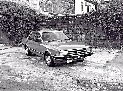 1983 3.0 Ford Granada Ghia