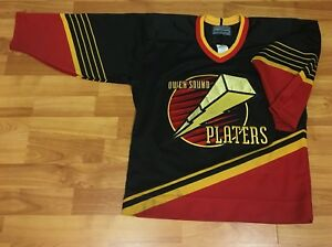 Official Owen Sound Platers Jersey