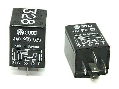 Audi//VW A4//A6//A8 Relais 365 Steuergerät elektrische Fensterheber 8D0959257