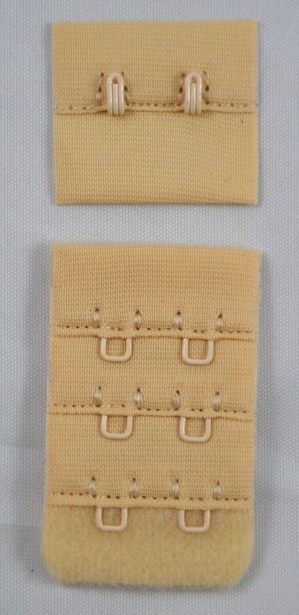 BH-Verschluss BH Verschluss 40, 30, 25mm breit Farbwahl Neu