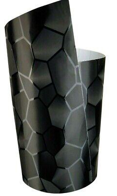 Hexagon Designfolie 50x50xm FOLIATEC Sechseck Honeycomb Carwrapping Autofolie