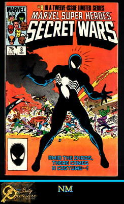 MARVEL SUPER HEROES SECRET WARS #8 NM 9.4 & #3-7, 9, 11-12 ALL NM or (Best Secret Wars Comics)