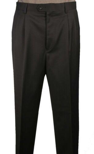 Men's pants 2 Pleat ,100% Wool , Size.34  , Art.SA2PL100