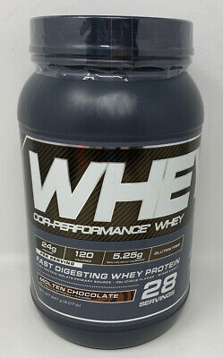 Cellucor Cor-Performance Whey Protein, Molten Chocolate, 2.07 Lbs., (A TO)