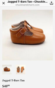 Brand new Tan, T-Bar shoes Innaloo Stirling Area Preview