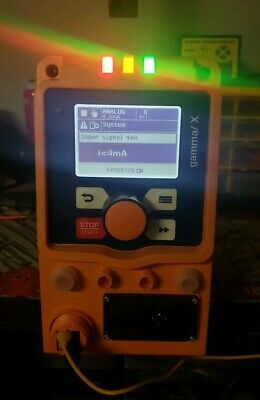 Prominent Fluid Controls Gamma X Metering Pump Gmxa0424pvt2q000ud11300en