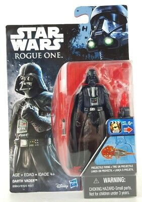 Star Wars Rogue One Darth Vader Action Figure 2016 Hasbro Disney Kids Toy Gift