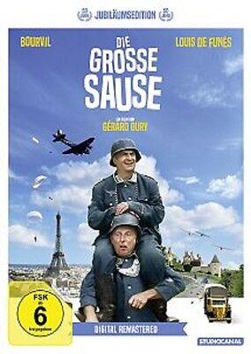 Die große Sause (Jubiläumsedition, digital remastered) DVD - NEU OVP